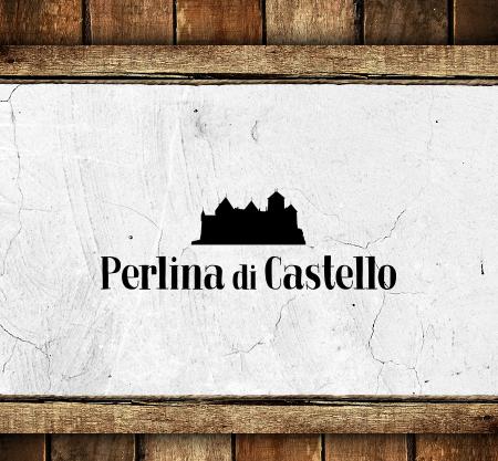 Perlina di Castello graafinen suunnittelu ja ilme