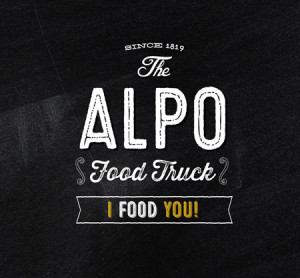 Alpo the Food truck ilme ja brändäys