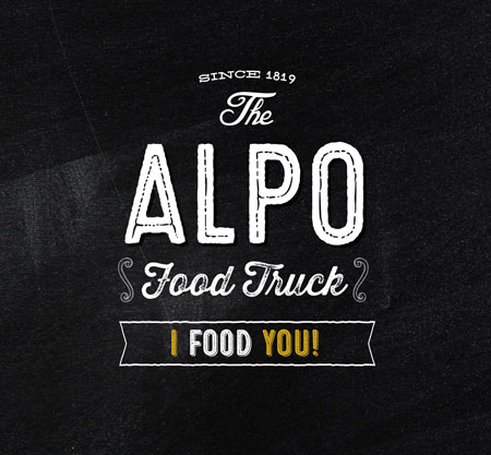 Alpo the Food truck ilme, brändäys, nettisivu ja valokuvaus